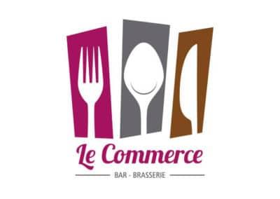 Logo - Brasserie le Commerce