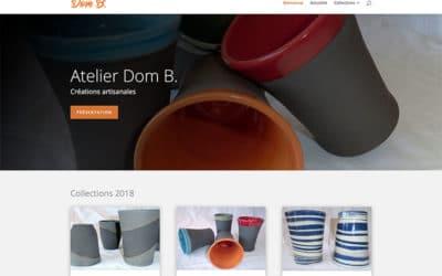 Site Atelier Dom B
