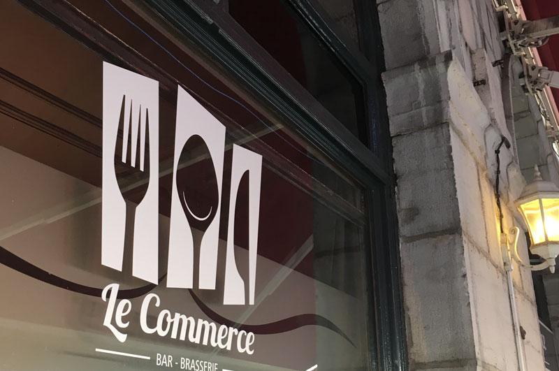 Brasserie Le Commerce