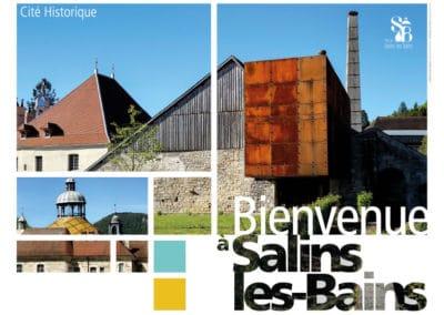 Salins - Cité Historique