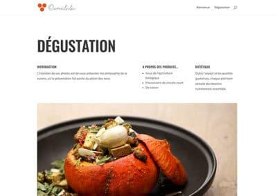 Oumalala - degustation
