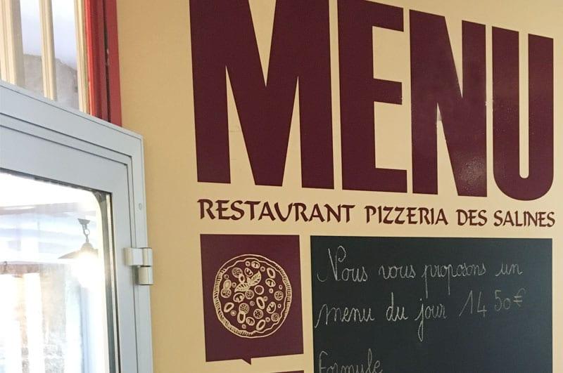 Pizzeria des Salines