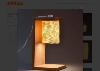 LeBocal - Galerie fiche artisan